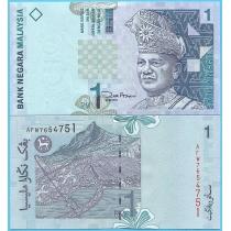 Малайзия 1 ринггит 1998 год.