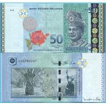 Малайзия 50 ринггит 2009 год.
