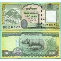 Непал 100 рупий 2019 год.