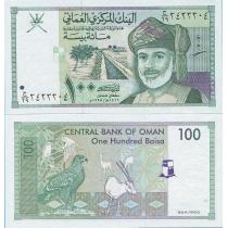 Оман 100 байса 1995 год.