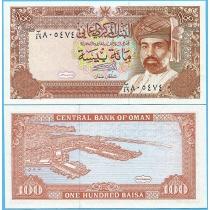 Оман 100 байса 1994 год.