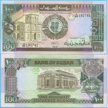 Судан 100 фунтов 1989 год.
