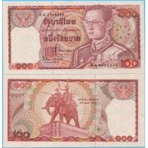 Таиланд 100 бат 1978 год.