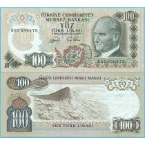 Турция 100 лир 1979 год.