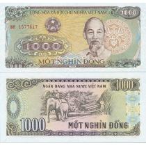 Вьетнам 1000 донгов 1988 год.