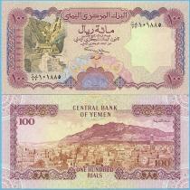 Йемен 100 риал 1993 год.