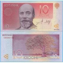 Эстония 10 крон 2006 год.