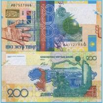Казахстан 200 тенге 2006 год.