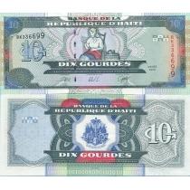 Гаити 10 гурд 2000 г.