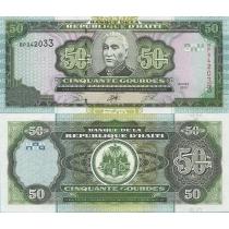 Гаити 50 гурд 2003 г.