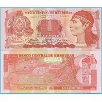 Гондурас 1 лемпира 2006 год.