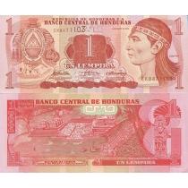 Гондурас 1 лемпира 2010 год.