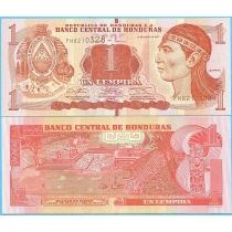Гондурас 1 лемпира 2014 год.