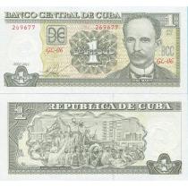 Куба 1 песо 2011 г.