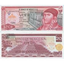 Мексика 20 песо 1973 год.