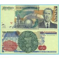Мексика 10000 песо 1983 год.