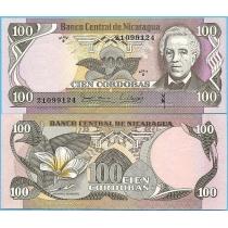 Никарагуа 100 кордоба 1979 год.