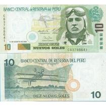 Перу 10 солей 2005 г.