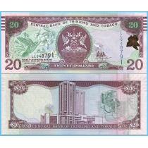 Тринидад и Тобаго 20 долларов 2006 (2017) год.