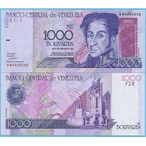 Венесуэла 1000 боливаров 1998 год. Р-79.