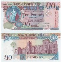 Северная Ирландия 10 фунтов 2005 г.