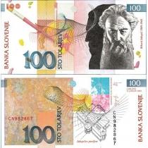 Словения 100 толаров 2003 г.