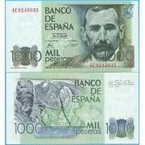 Испания 1000 песет 1979 год. Р 158a.3