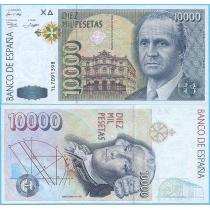 Испания 10000 песет 1992 год.