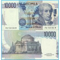 Италия 10000 лир 1984 год. Пик 112b