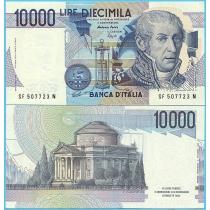 Италия 10000 лир 1984 год. Пик 112с