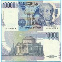 Италия 10000 лир 1984 год. Пик 112d