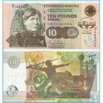 Шотландия 10 фунтов 2006 год. Игры Британского Содружества.