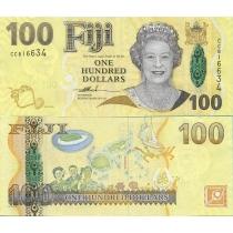 Фиджи 100 долларов 2007 г.