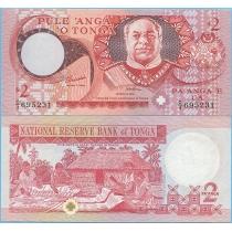 Тонга 2 паанга 1995 год