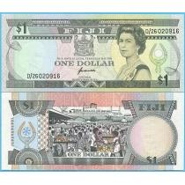 Фиджи 1 доллар 1993 год.