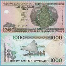 Вануату 1000 вату 2012 год.