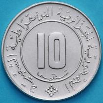 Алжир 10 сантимов 1984 год.