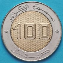 Алжир 100 динар 2018 год. Спутник.