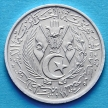 Монета Алжира 2 сантима 1964 год.