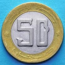 Алжир 50 динар 1994 год. 40 лет Алжирской революции.