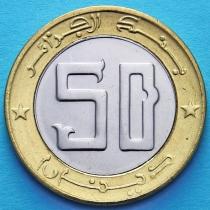 Алжир 50 динар 2010 год. Газель.
