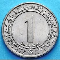 Алжир 1 динар 1972 год. Земельная реформа.