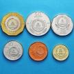 Набор 6 монет Кабо Верде 1994 год.