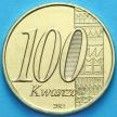 Монета Ангола 100 кванза 2015 год. 40 лет независимости.