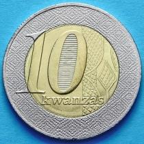 Ангола 10 кванза 2012 год
