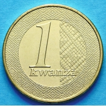 Ангола 1 кванза 2012 год