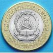 Монета Анголы 5 кванза 2012 год.