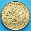 Монета Центральной Африки 25 франков 2003 год.