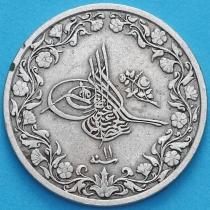 Египет 5/10 кирш 1896 год.
