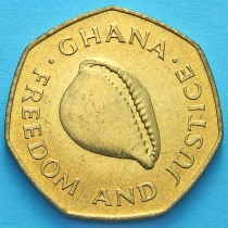 Гана 1 седи 1979 год. ФАО. UNC.